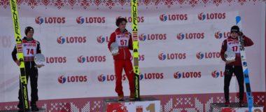 FIS Cup Zakopane: Medwed minimalnie przed Huberem, Pilch piąty