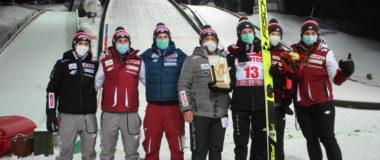 FIS CUP SZCZYRK 19-01-2021