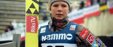 Sezon letni bez Maren Lundby
