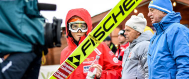 Kramer i Kraft najlepszymi sportowcami w Salzburgu!