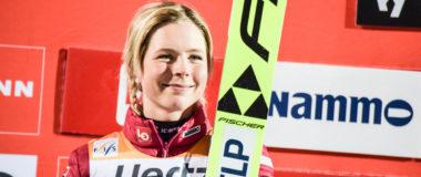 Maren Lundby skupia się na powrocie do Pucharu Świata
