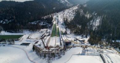 Średnia Krokiew w Zakopanem już otwarta!