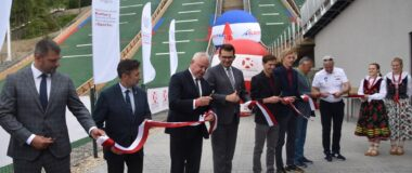 9.07.2021 Ceremonia otwarcia Średniej Krokwi w Zakopanem