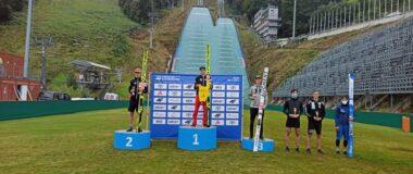 Ortner wygrywa sobotni konkurs Alpen Cup w Libercu