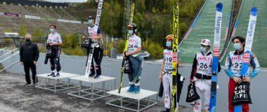 FC Lahti: Fussenegger ponownie najlpeszy; Habdas na podium
