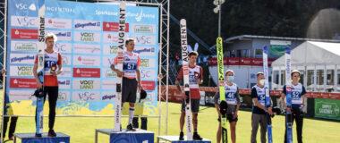 LPK Klingenthal: Kahofer triumfuje; Hula piąty